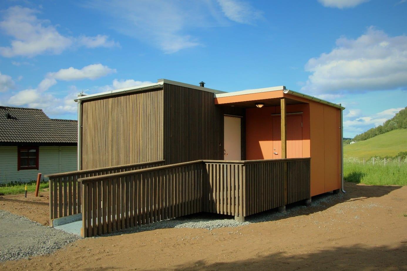Flyttbar boliger